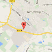 google map Mulder recycling locatie