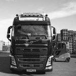 Mulder Recycling pallethandel vrachtwagen
